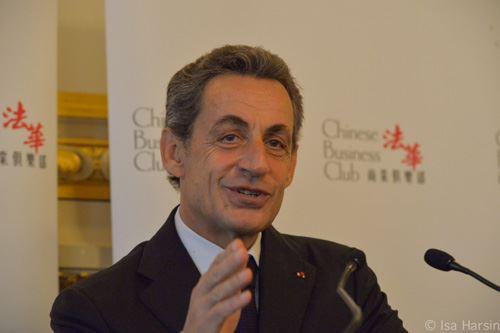 SARKOZY Nicolas, former President