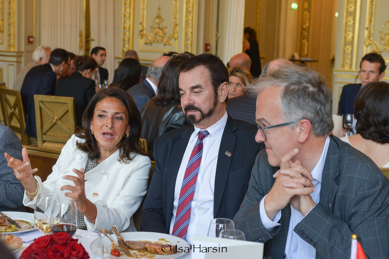 COURTIN Olivier CLARINS, Clarins CEO