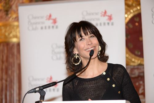 Sophie Marceau, actor