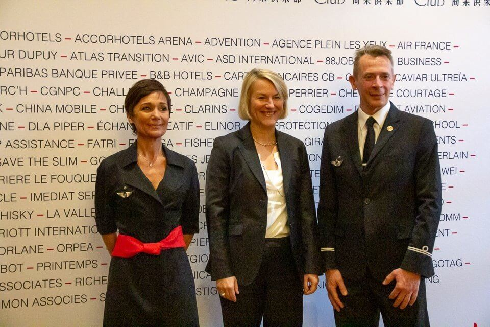 Anne RIGAIL, CEO of Air France