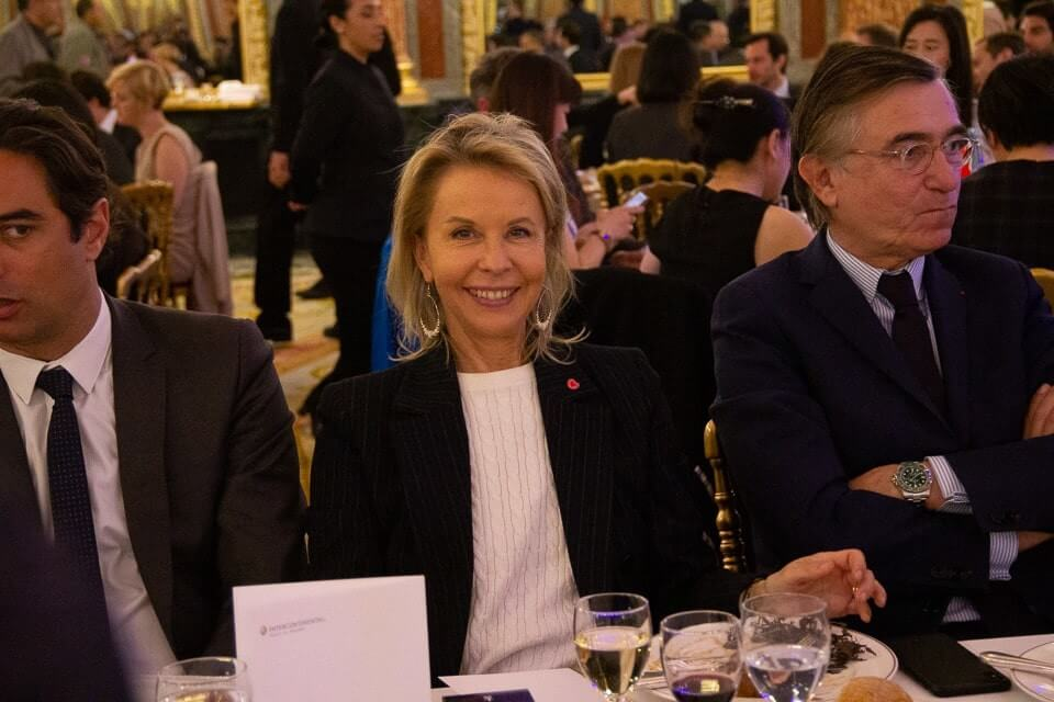 BELLEMARE Carole  卡洛·贝尔玛, 《费加罗报》(Le Figaro)
