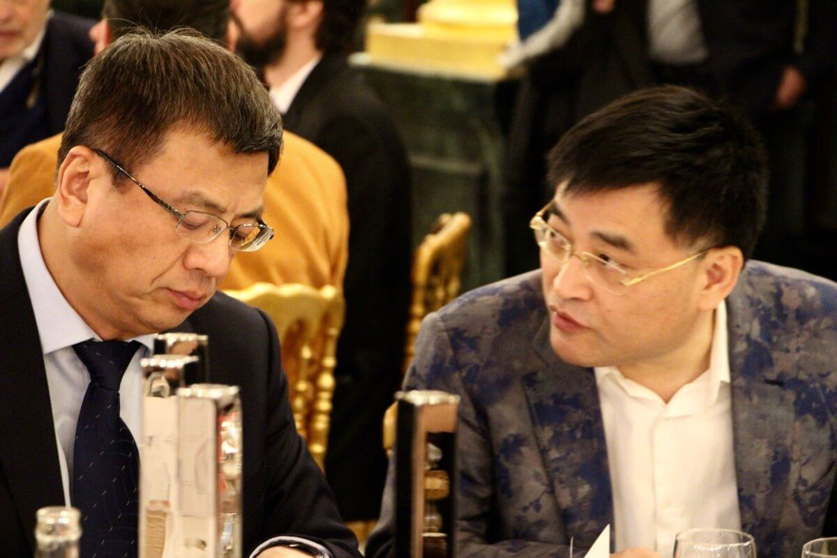 ZHOU Jian-Fang, President of the Association of Chinese Travel Agencies in France