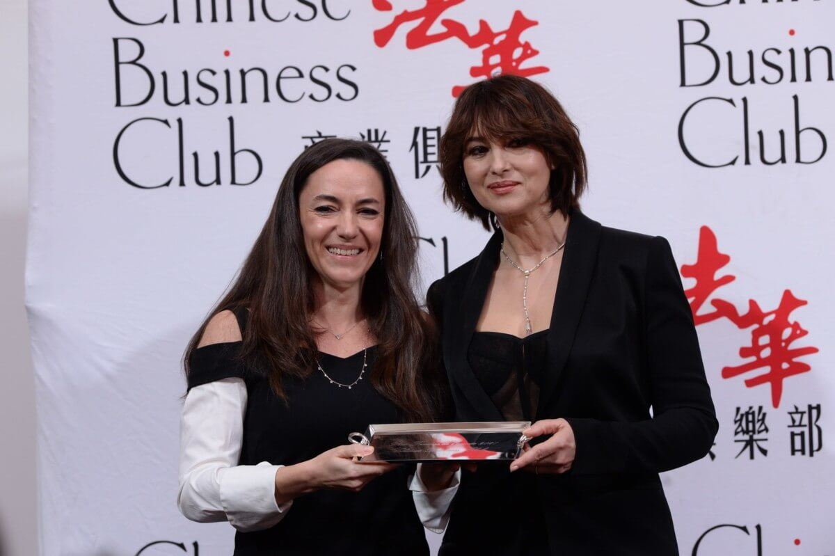 Raffaella Giraudi, Brand Director Orlane