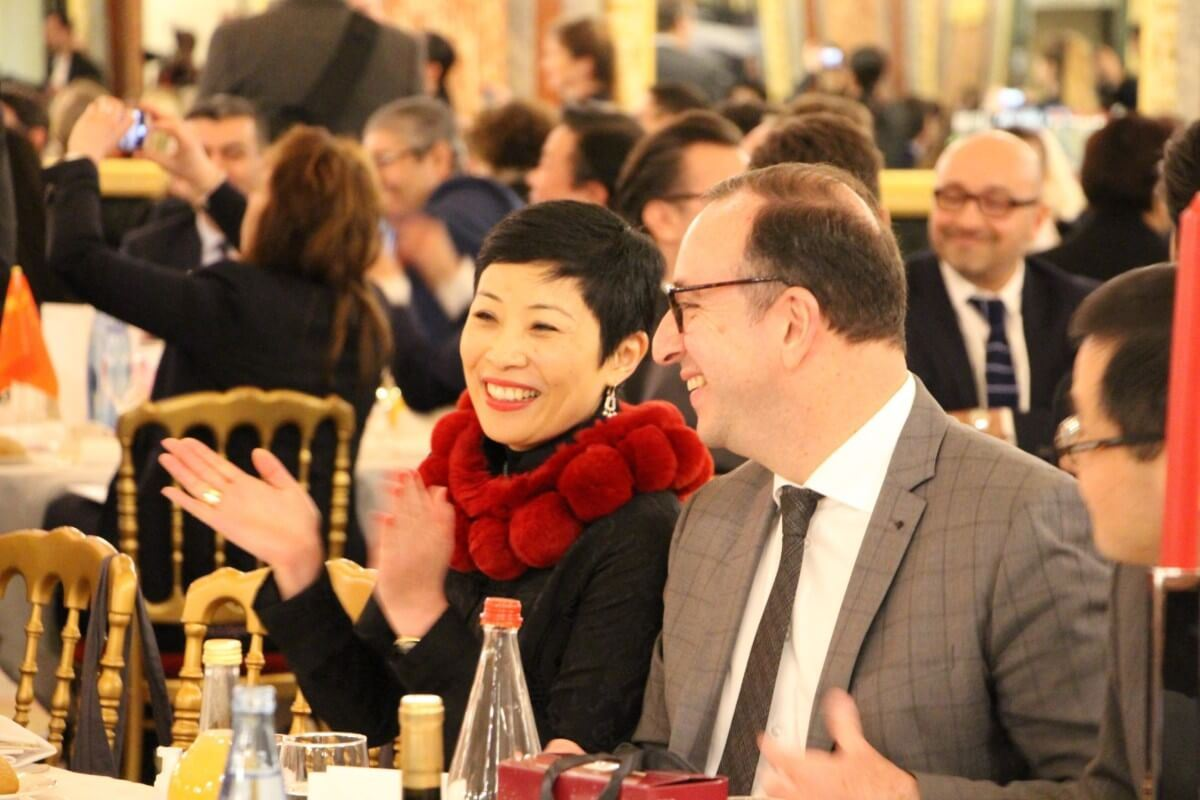 Mingming DOU, Richemont China Directeur