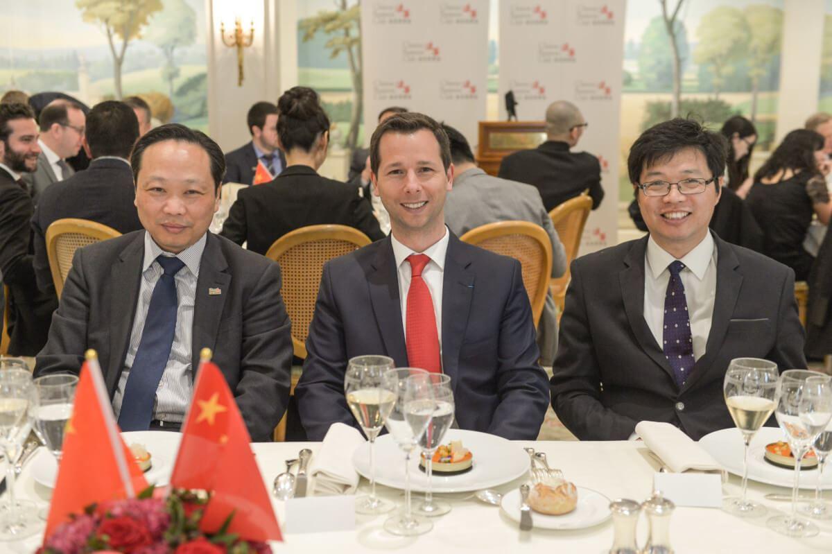 YU Qide, CEO ICBC Bank