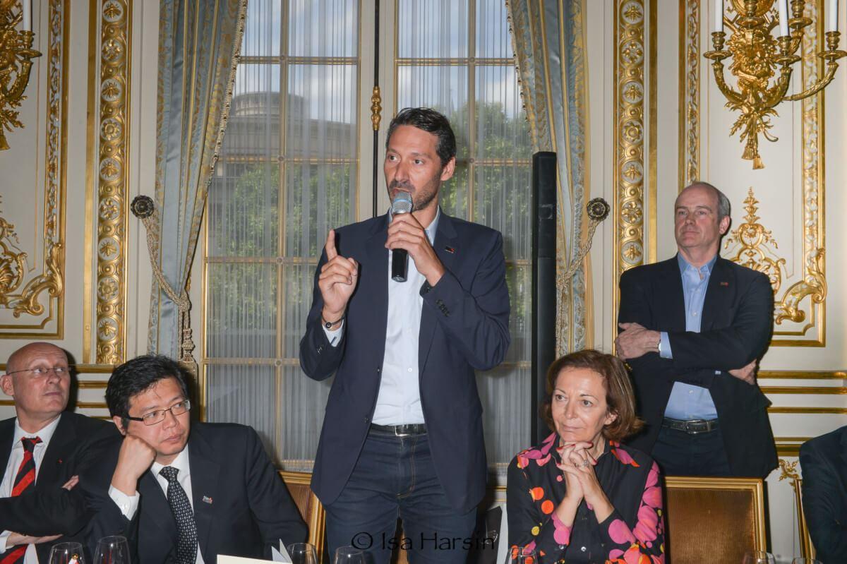 BADAULT Sébastien, 阿里巴巴集团法国办公室总经理