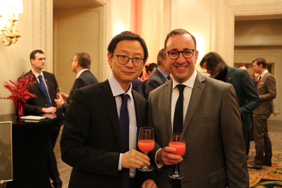 Shengliang Yang, CEO China UnionPay