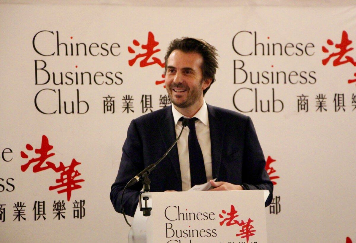 Yannick BOLLORÉ, Chairman and CEO of Havas
